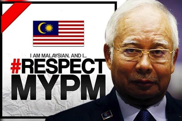 Social media campaign aims to defend embattled Malaysian PM