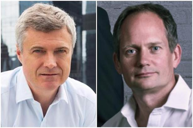 Read, Scott to split duties as WPP joint COOs