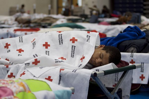 Red Cross, Salvation Army face own challenges during Sandy response