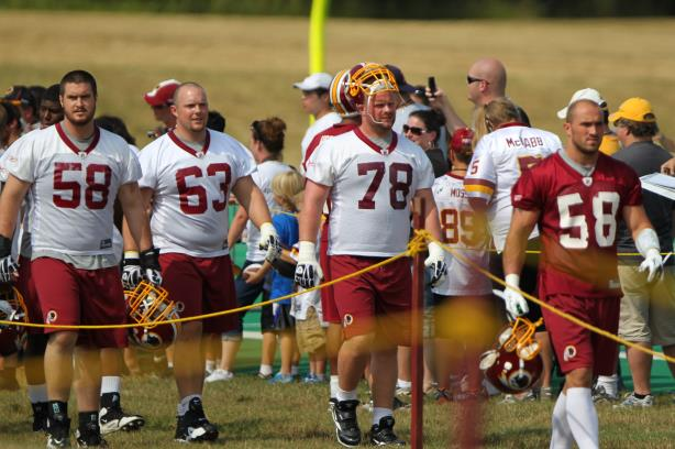 Blogger hired by Redskins for nickname defense abruptly quits
