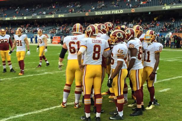 Redskins feel heat over Twitter faux pas