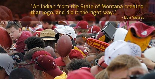 Burson-Marsteller works on controversial Redskins Facts website