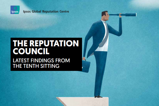In-house reputation management not as proactive as it should be, finds Ipsos Mori