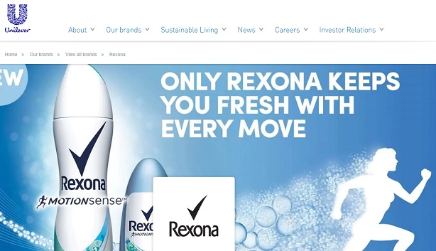 Unilever deodorant brand Rexona hires MullenLowe to roll out global PR campaign