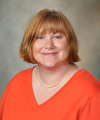 Amy Davis, head of communications and public affairs, Mayo Clinic
