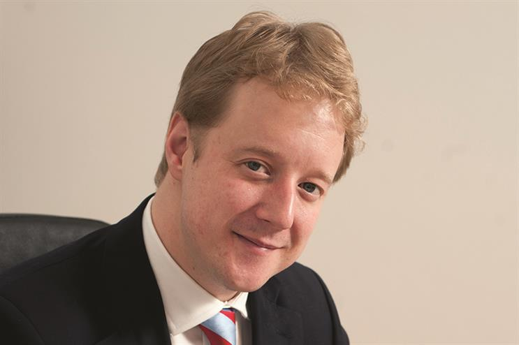 Paul Bristow, Conservative candidate for Peterborough