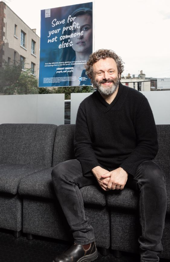 Michael Sheen is acting as an ambassador for the 'people, not profit' campaign