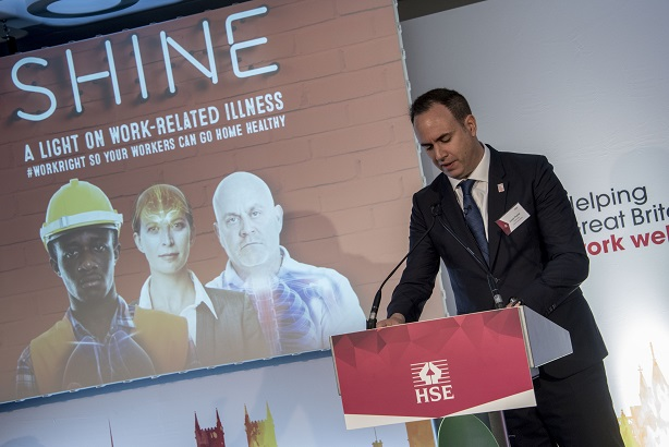 HSE head of comms Lester Posner launches Go Home Healthy campaign