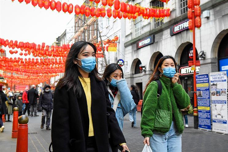 Chinatown, London (Pic credit: Alex Lentati/LNP/Shutterstock)