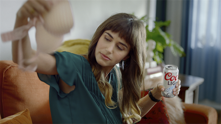 image from the Made to Chill campaign