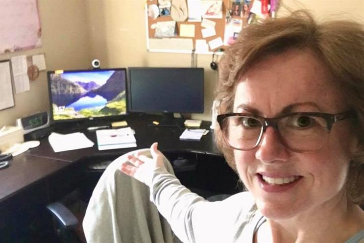 Around the (home) office in the Ozarks with Burrelles' Tressa Robbins