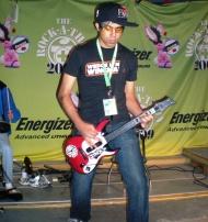 Energizer powers Rock Band Rock-A-Thon