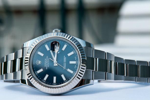 Winner: Rolex handed reputation accolade (Credit: hypo.physe via Flickr)