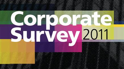 Corporate Survey 2011: Streamlined operation