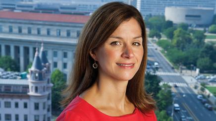 Newsmaker: Tita Freeman, National Retail Federation
