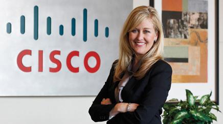 Newsmaker: Blair Christie, Cisco