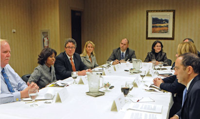 Healthcare Roundtable: Prescription for a new dialogue