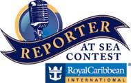 Royal Caribbean embraces citizen journalism with 'Reporter at Sea'