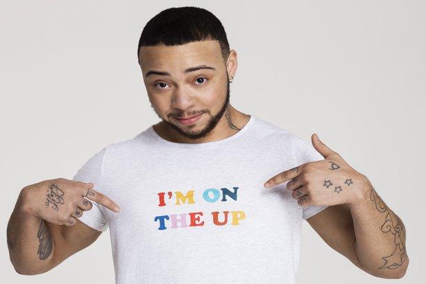 Transgender model Kenny Jones fronted the I'm On campaign