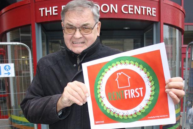 Cllr Don Morris, chairman of Basildon Council's housing committee