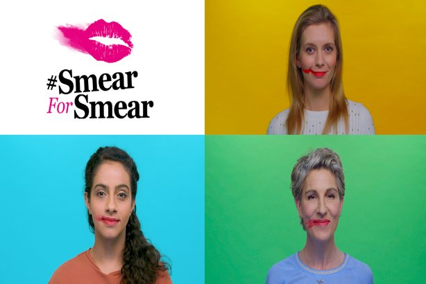 Some of the campaign's celebrity supporters include (clockwise from top right) TV presenter Rachel Riley, and actors Tamsin Greig and Mandip Gill