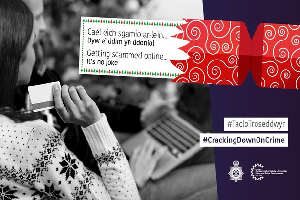 Police force campaigns across the country are taking different approaches to Christmas messaging