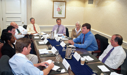 Public Affairs Roundtable: Center of activity