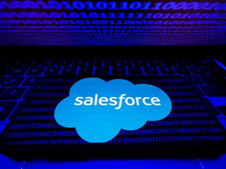 Salesforce, Proof launch  BusinessGPS for RevOps