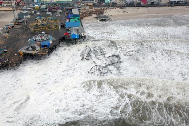 Red Cross 'vehemently' disputes NPR, ProPublica report faulting Sandy response