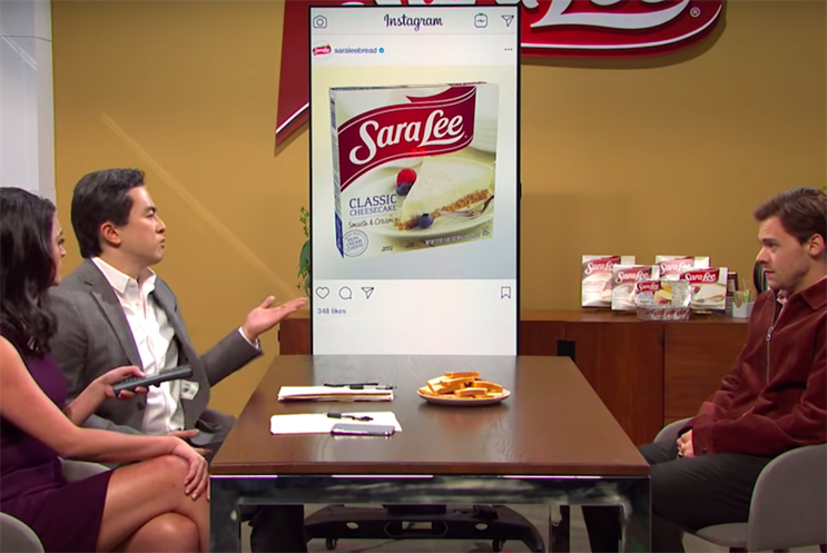 SNL skit gives social media managers nightmares about using the wrong account