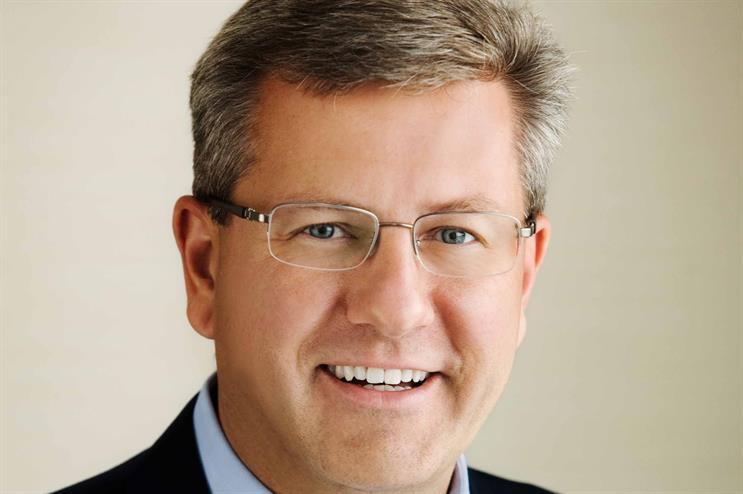 Incoming Hilton chief administrative officer Matthew Schuyler. (Image via Hilton).
