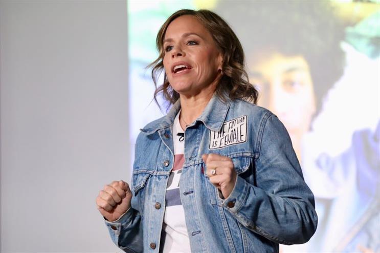Levi's CMO Jennifer Sey at PRDecoded