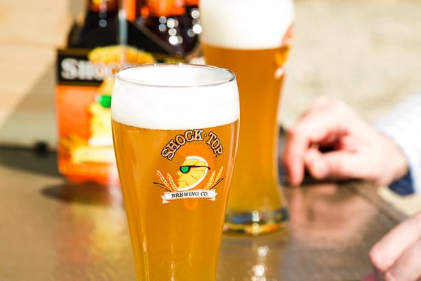 Beer brand Shock Top helps California save water with CSR campaign