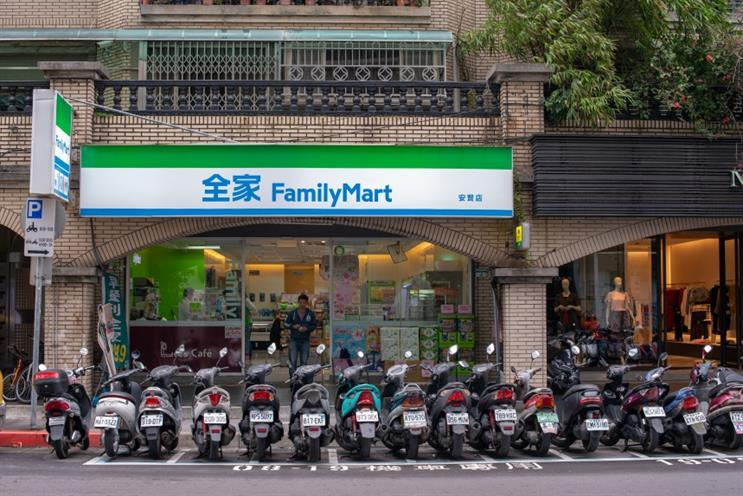 Brands such as FamilyMart have demonstrated resilience