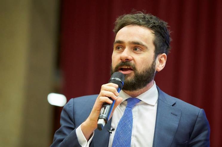 Simon Alcock, director of public affairs, PGMBM (Pic credit: City of London Corporation)