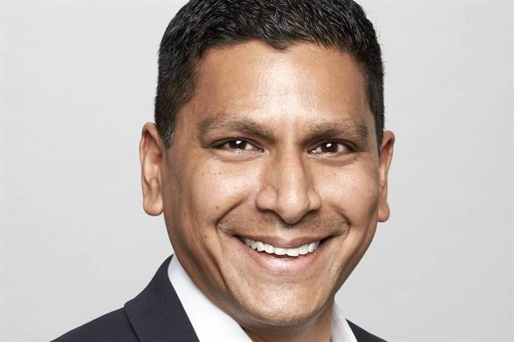 New Entercom comms exec Ashok Sinha.