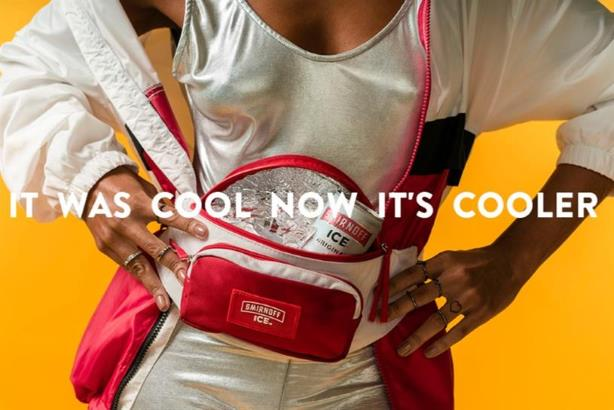 Smirnoff's bum bag is the only accessory you need this spring