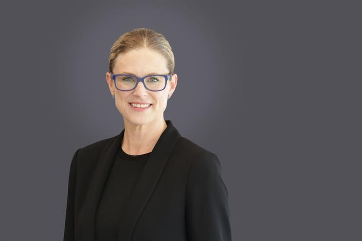 New Lippe Taylor executive hire Stephanie Smirnov. (Photo credit: Jason Hall).