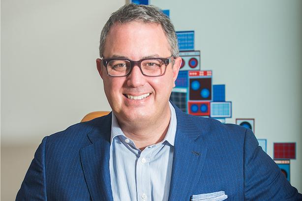 Blue Engine founder Erik Smith