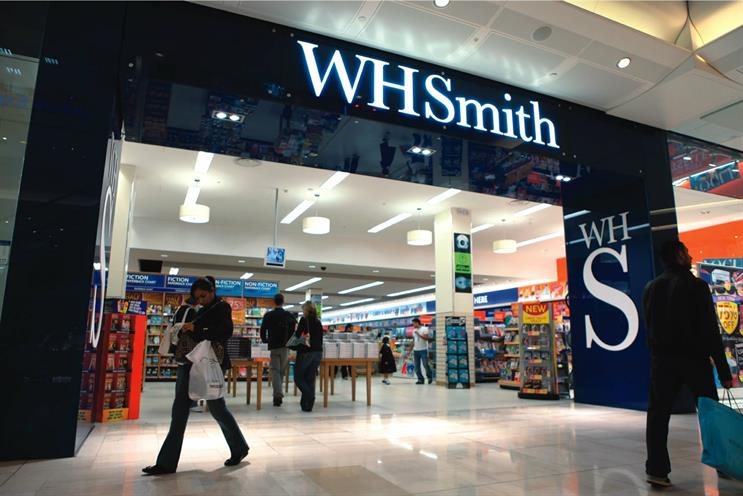WHSmith hires Another Word Communications for festive work