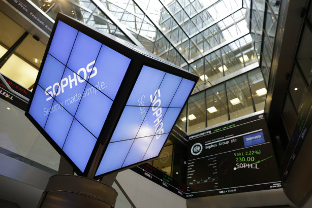 Founded in 1985, Sophos had an IPO in 2015
