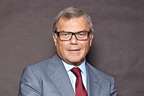 WPP CEO Sir Martin Sorrell: His firm will hold a minority stake in the company owning Chime