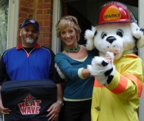 Domino's, Fire Protection group expand campaign