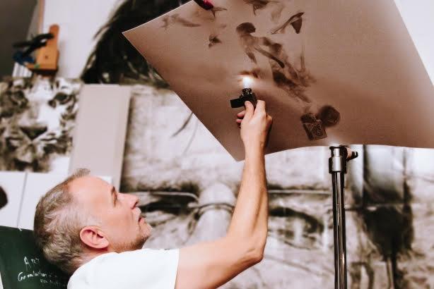 Zippo sparks partnership with fire artist Steven Spazuk