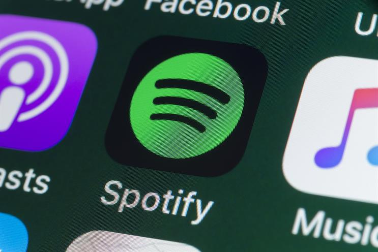 Spotify has a new head of marketing. (Photo credit: Getty Images).