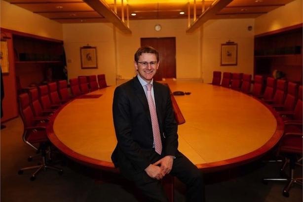 BCW Asia chief Matthew Stafford