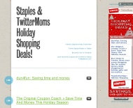 Staples boosts holiday PR efforts