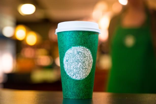 PR pros to those outraged by Starbucks' green cups: 'Grow the cup up'