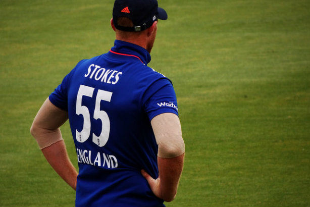 Stokes in 2015 (© Ben Sutherland via Flickr, under Creative Commons license - creativecommons.org/licenses/by/2.0/)