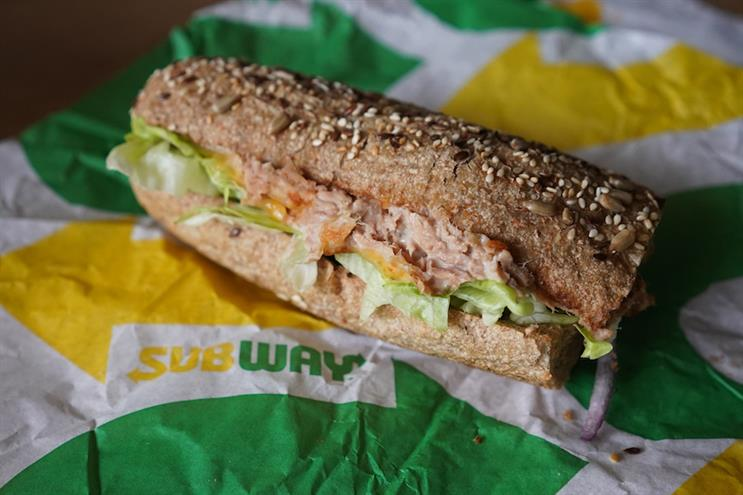 Is it or isn't it? Subway is having to defend its tuna sandwiches as actual tuna. (Photo credit: Getty Images).